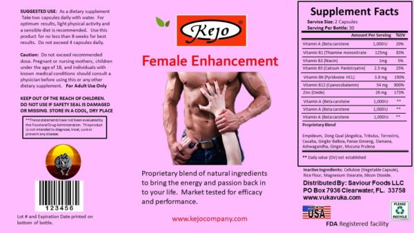 Women's Sexual Enhancement