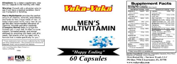 Herbal Supplements For Men