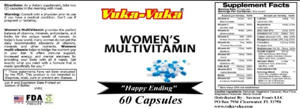 Herbal Supplements For Women